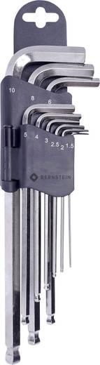 Innen-Sechskant Winkelschraubendreher-Set 8teilig Bernstein