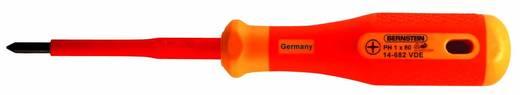 VDE Kreuzschlitz-Schraubendreher Bernstein PH 1 Klingenlänge: 80 mm DIN EN 60900