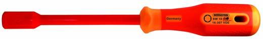 VDE Steckschlüssel-Schraubendreher Bernstein Schlüsselweite (Metrisch): 9 mm Klingenlänge: 125 mm DIN EN 60900