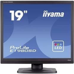 Iiyama E1980SD-B1 LED monitor 48.3 cm (19 palca) 1280 x 1024 Pixel SXGA 5 ms DVI, VGA TN LED