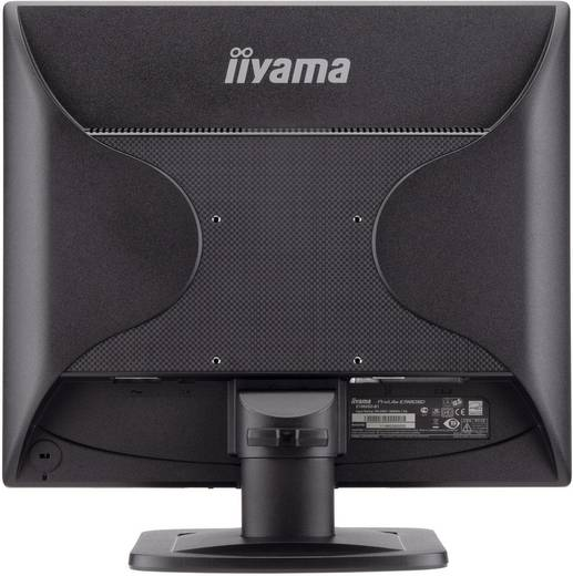 LED-Monitor 48.3 cm (19 Zoll) Iiyama E1980SD-B1 EEK n.rel. 1280 x 1024 Pixel SXGA 5 ms DVI, VGA TN LED