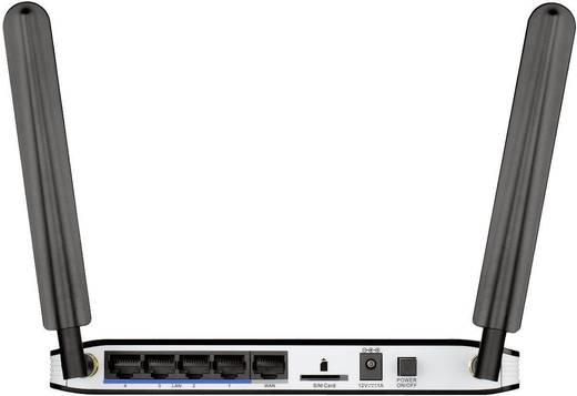 D-Link DWR-921 WLAN Router mit Modem Integriertes Modem: UMTS, LTE 2.4 GHz 150 MBit/s