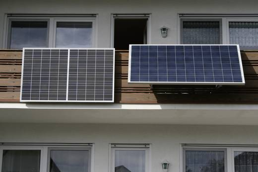 SUNpay Sunset 29000 Solaranlage 250 Wp inkl. Anschlusskabel, inkl. Wechselrichter