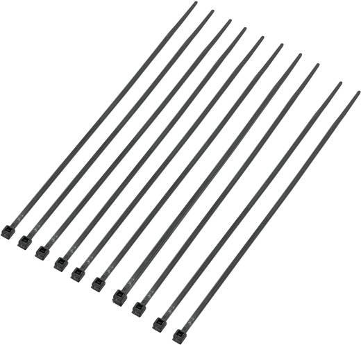 Kabelbinder 150 mm Schwarz UV-stabilisiert KSS CV150KBK 1000 St.
