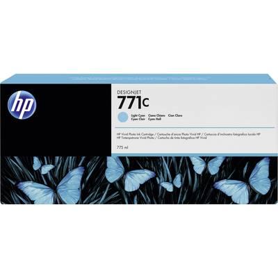 HP Tinte 771C Original Hell Cyan B6Y12A Preisvergleich