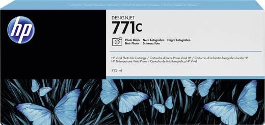 HP Tinte 771C Original Foto Schwarz B6Y13A