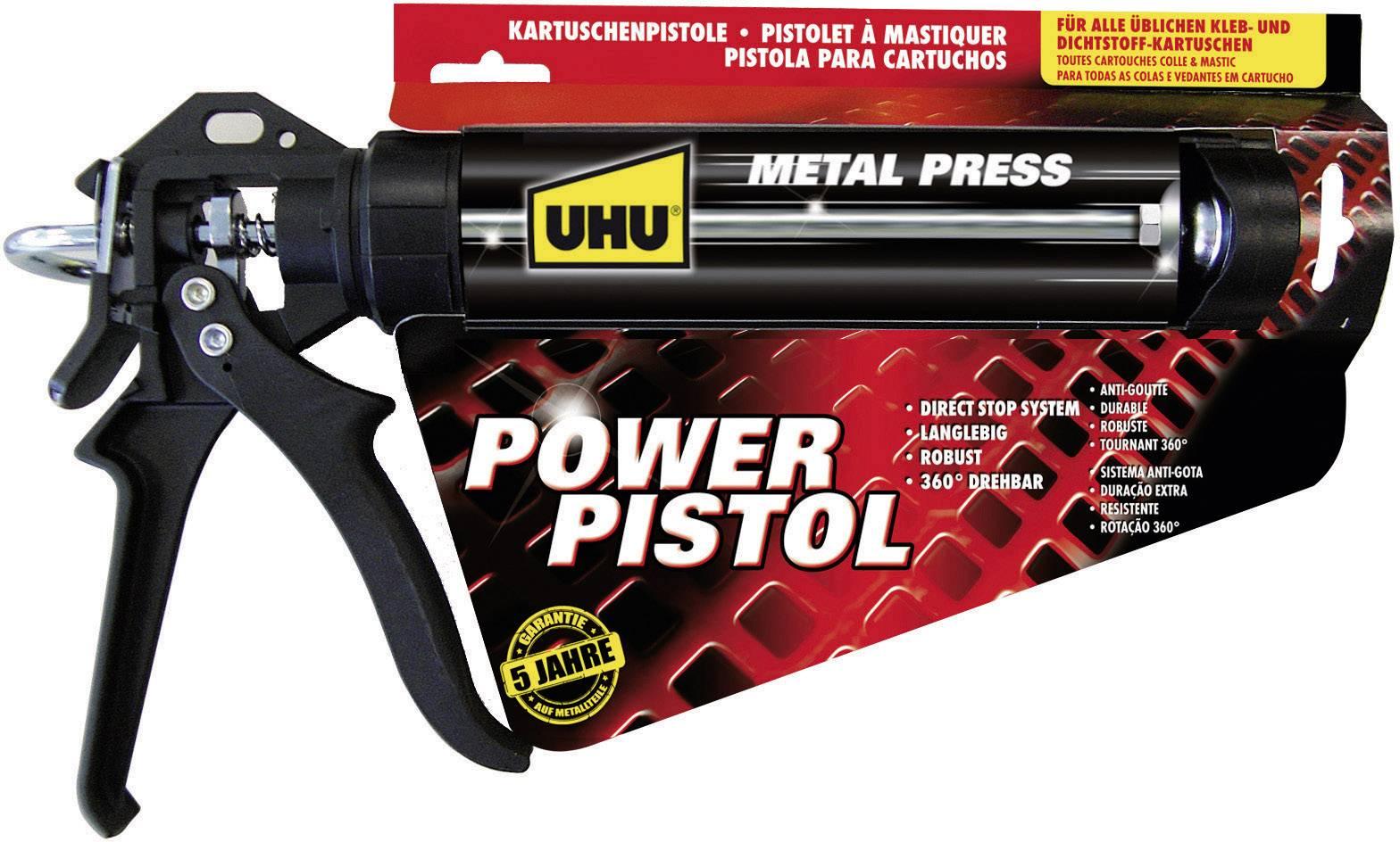 Uhu Modellbaukleber ~ Uhu dosierpistole power pistol st