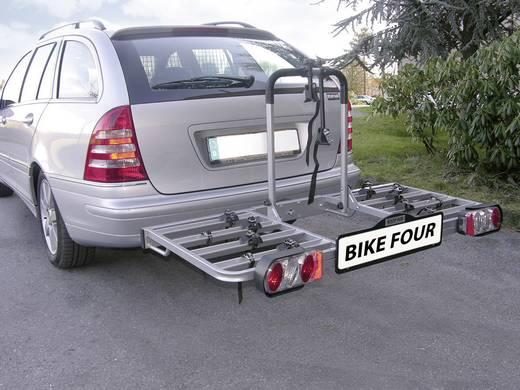 Fahrradträger Eufab Bike Four 11437 Anzahl Fahrräder=4