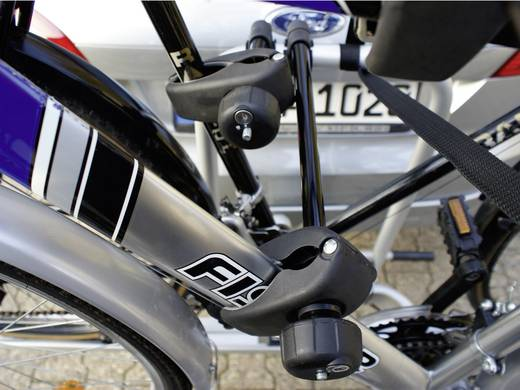 Eufab Rahmenhalter für EUFAB Fahrradträger abschließbar 29 cm