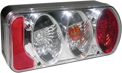Glühlampe Anhänger-Rückleuchte Blinker, Bremslicht, Rückleuchte, Rückfahrscheinwerfer rechts 12 V Eufab Klarglas