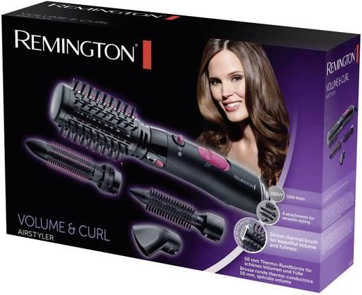 Haarbürste Remington Volume & Curl Schwarz