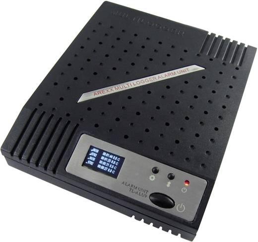 Datenlogger-Alarm-Einheit Arexx TL9-ALU Kalibriert nach Werksstandard (ohne Zertifikat)