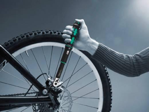 """Wera 7000 A 05075393001 Drehmomentschlüssel mit Umschaltknarre 1/4"""" (6.3 mm) 1 - 25 Nm Kalibriert nach ISO"""