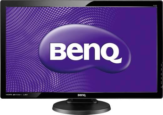 LED-Monitor 61 cm (24 Zoll) BenQ GL2450HT schwarz EEK B 1920 x 1080 Pixel Full HD 2 ms DVI, HDMI™, VGA TN LED
