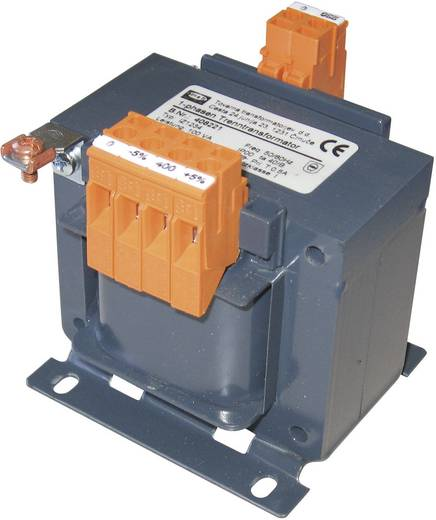 Trenntransformator 1 x 400 V 1 x 230 V/AC 250 VA 1.09 A IZ1237 elma TT