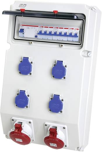 CEE Stromverteiler 44211 44211 400 V 32 A IDE