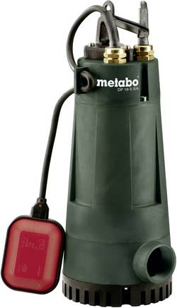 Ponorné čerpadlo na čistou vodu Metabo DP 18-5 SA 6.04111.00, 18000 l/h, 12 m