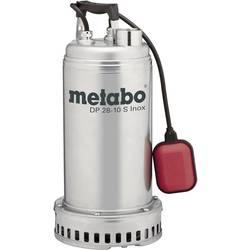 Ponorné čerpadlo pre úžitkovú vodu Metabo DP 28-10 S Inox 6.04112.00, 28000 l/h, 17 m