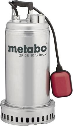 Ponorné čerpadlo pro užitkovou vodu Metabo DP 28-10 S Inox 6.04112.00, 28000 l/h, 17 m