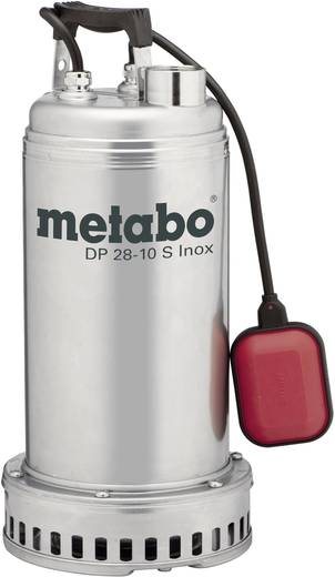 Schmutzwasser-Tauchpumpe Metabo 6.04112.00 28000 l/h 17 m