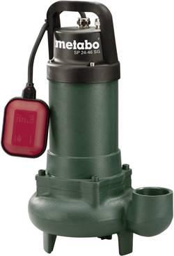 Ponorné čerpadlo pro užitkovou vodu Metabo SP 24-46 SG 6.04113.00, 24000 l/h, 9 m