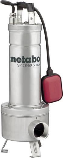 Schmutzwasser-Tauchpumpe Metabo 6.04114.00 28000 l/h 12 m