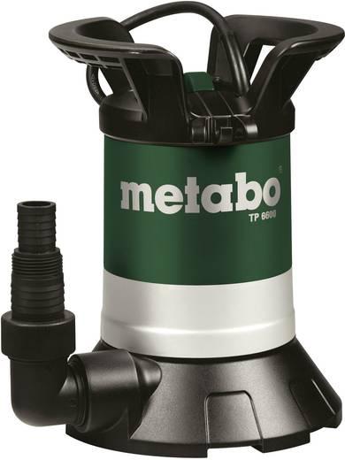 Klarwasser-Tauchpumpe Metabo 0250660000 6600 l/h 6 m