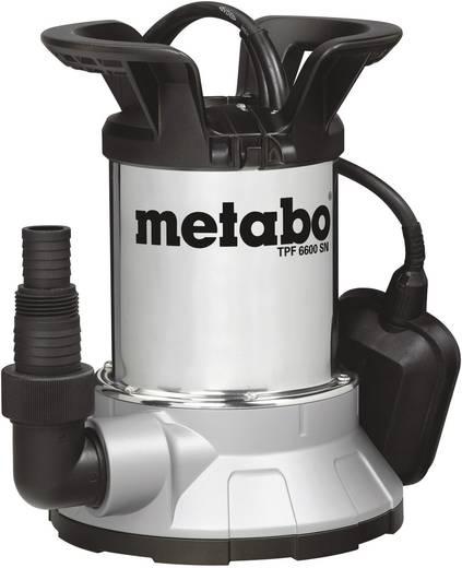 Flachsaugende Tauchpumpe Metabo 0250660006 6600 l/h 6 m