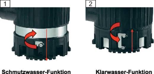 Klarwasser-Tauchpumpe Metabo 0251400000 14000 l/h 8.5 m