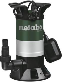 Kalové ponorné čerpadlo Metabo PS 15000 S, 0251500000, 15000 l/h, 9,5 m
