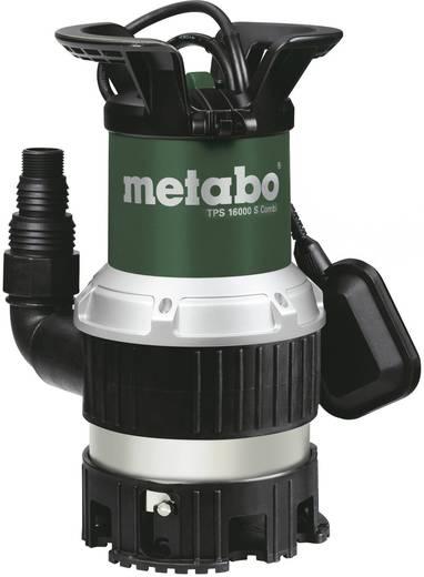 Metabo 0251600000 Klarwasser-Tauchpumpe 16000 l/h 9.5 m