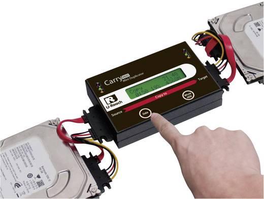 1fach Festplatten-Kopierstation U-Reach IQ 112 SATA