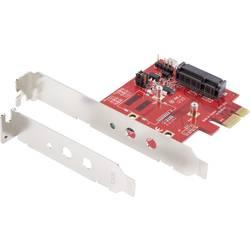 Adaptér rozhraní Renkforce RF-817740, [1x mini PCI Express - 1x PCI Express]