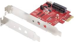 Convertisseur d'interface Renkforce 28554C160 [1x mini PCI Express - 1x PCIe]