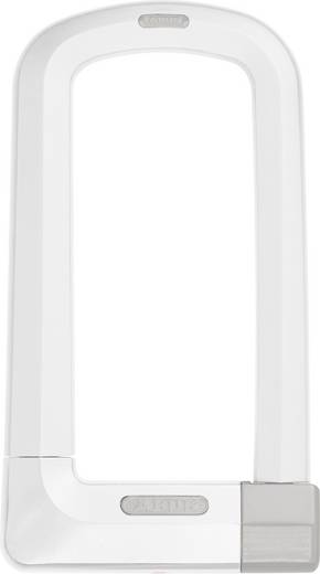 Bügelschloss ABUS 501/150HB230 uGrip Plus Weiß mit Codekarte Schlüsselschloss