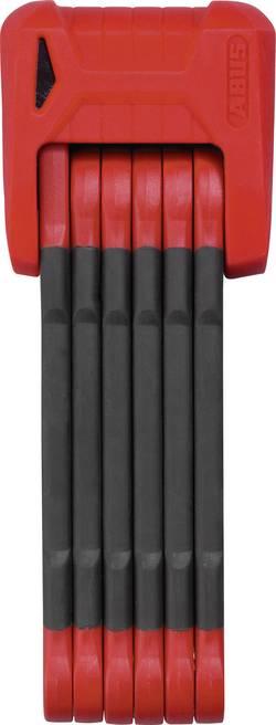 Skladací zámok ABUS 6500/85 Bordo GRANIT X Plus, (Ø x d) 5.5 mm x 850 mm, červená