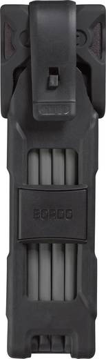 Faltschloss ABUS 6000/90 black Bordo Big Schwarz (AIR MASH) Schlüsselschloss