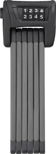 Faltschloss ABUS 6100/90 black Schwarz Zahlenschloss