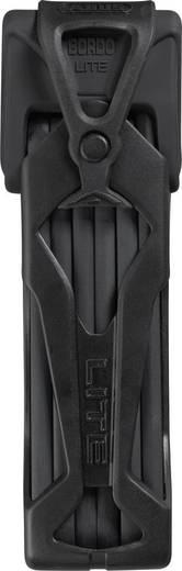 Faltschloss ABUS 6050/85 Bordo Lite Schwarz Schlüsselschloss