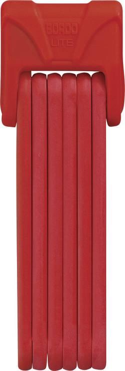 Zámek na kolo ABUS 6050/85, červený