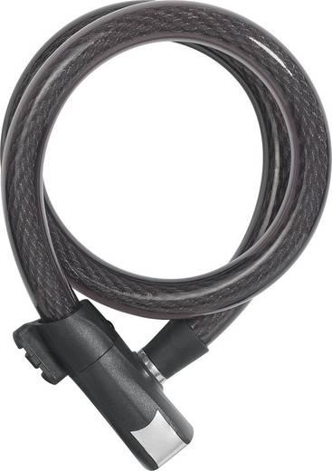 Kabelschloss ABUS 870/85 QuickSnap Schwarz Schlüsselschloss