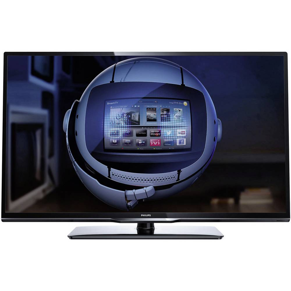 tv led 117 cm 46 philips pfl3208k eek a dvb t dvb c. Black Bedroom Furniture Sets. Home Design Ideas