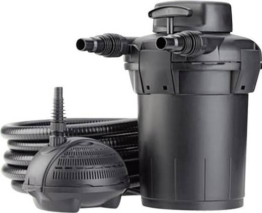 Filter-Set mit UVC-Klärgerät Pontec 50753