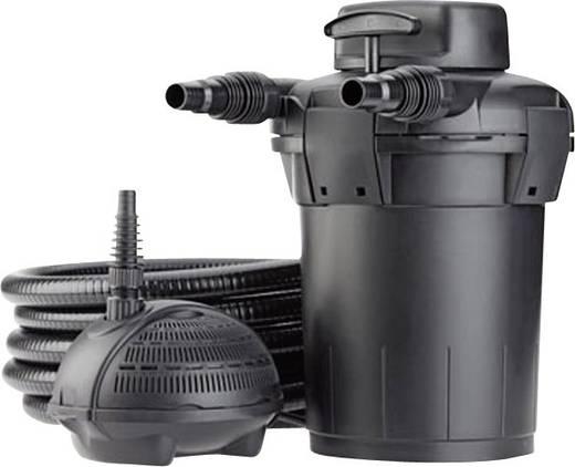 Filterpumpe mit UVC-Klärgerät 2500 l/h Pontec 57146