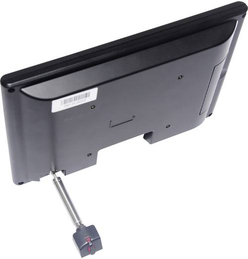 Touchscreen-Monitor 20.3 cm (8 Zoll) Krämer Automotive V800 800 x 600 Pixel 4:3 USB