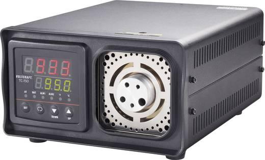 VOLTCRAFT TC-150 Temperatur-Kalibrator, zum Kalibrieren von Kontakt-Thermometern, Kalibrierbereich +33 bis +300 °C, Grundgenauigkeit ±0,8 °C