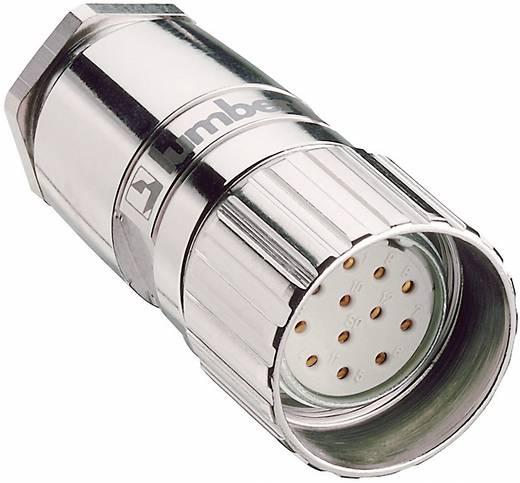 M23-Kupplung, Schraubverschluss Pole: 12 RKC 120/13,5 Lumberg Automation Inhalt: 1 St.