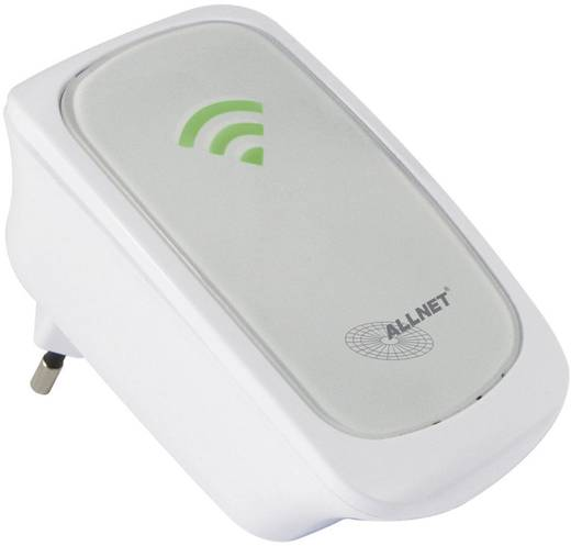 Allnet ALL0237R WLAN Repeater 300 MBit/s 2.4 GHz