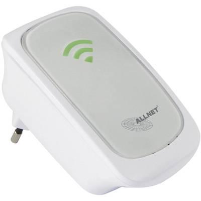 Allnet ALL0237R WLAN Repeater 300 MBit/s 2.4 GHz Preisvergleich