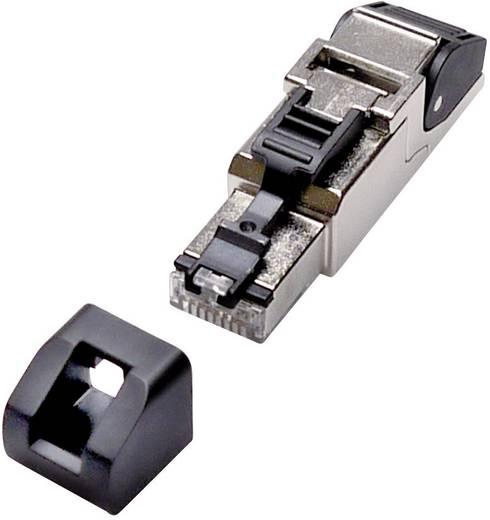 Sensor-/Aktor-Verteiler und Adapter RJ45 Steckergehäuse Polzahl: 8P8C Lütze 490129 1 St.